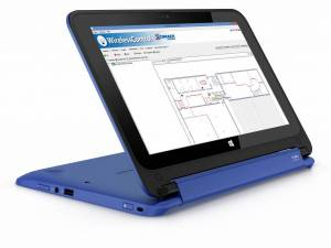 Netbook Touch incl. WirelessControl Software