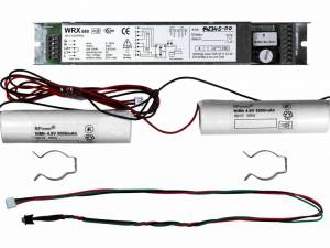 Emergency lighting inverter 3h 6-80W incl. self control