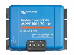 Charge control MPPT 150/70-Tr