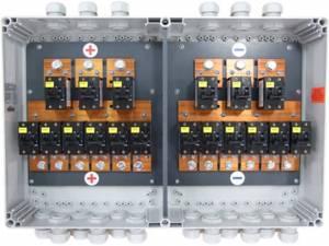 BMZ Battery Breakerbox  2x Batteries, 1ph