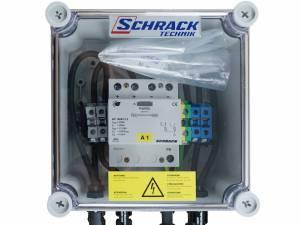 PV-lightning protection box 1000Vdc, for 1-MPP tracker