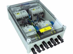 PV-CombiBox BC Prot.+Fire Prot., 2Mpp Tracker, 1000Vdc