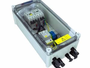 PV-CombiBox C Prot.+Fire Prot., 1Mpp Tracker, 1000Vdc