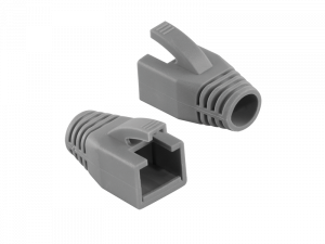 Boot grey for shielded RJ45 plugs Q7151792S7, 50 pieces