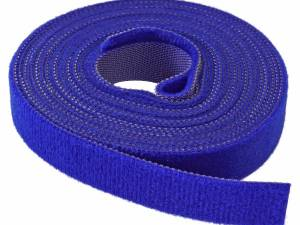 Back to back cable tie blue 16mm x 4m
