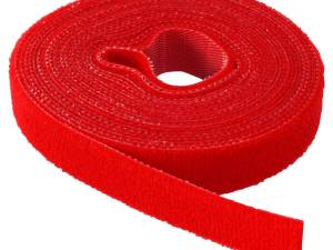 Back to back cable tie red 16mm x 4m