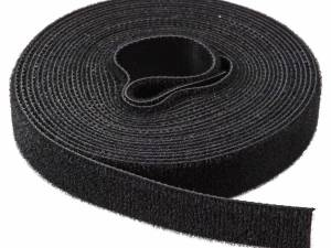 Back to back cable tie black 16mm x 4m