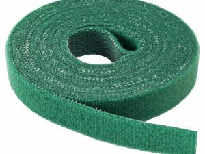 Back to back cable tie green 16mm x 4m