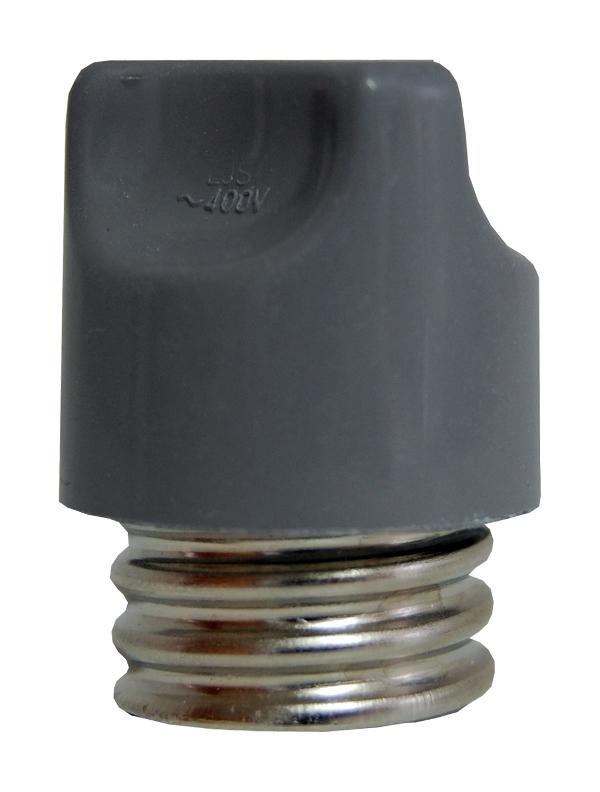D02 screw cap E 18, 63 A, plastic 400 V, plastics material