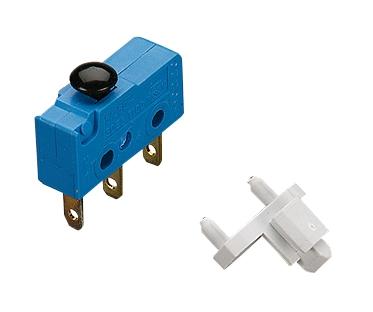 Pilot switch for lid position C/O 250V-AC / 5A, 30V-DC / 4A
