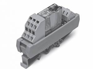 Force Guided Relay SR2, 1 N/O, 1N/C,24VDC, 6A, for DIN-rail