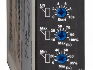 Current monitoring relay 1-phase, input 24-240V-AC/DC, 1CO