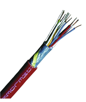 Fire Alarm Installation Cable JB-Y(ST)Y 4x2x0,8 red