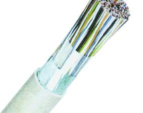 Installation Cable J-Y(ST)Y 10x2x0,8 grey, shielded