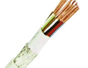 Cable for Industrial Electronics JE-LiYCY 2x2x0,5 Bd grey