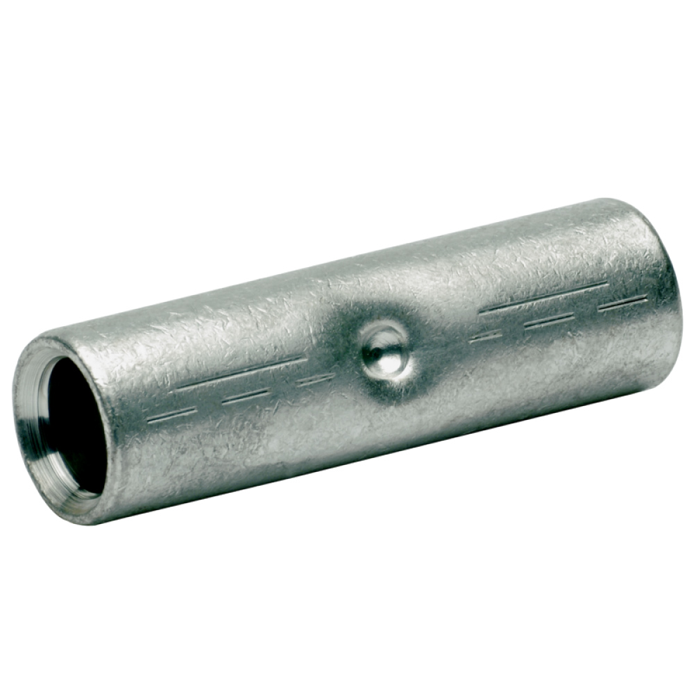 Compression joints acc. to DIN, Cu, 6mm²