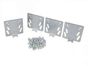 Baying kit for inside and outside mounting
