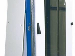 "Network Enclosure Freestand.DS, W600 x H1750 x D 600,19"",37U"