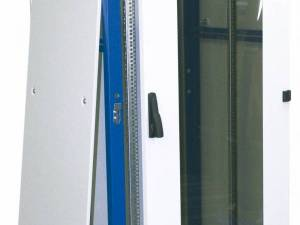 "Network Enclosure Freestand.DS, W600 x H1970 x D 800,19"",42U"