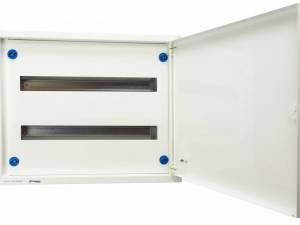 Flush-mounted version 2x24 MW + door