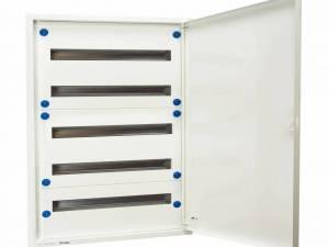 Flush-mounted version 5x33 MW + door