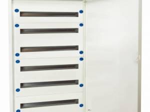 Flush-mounted version 6x33 MW + door