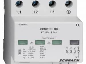 COMBTEC BC TT 275 / 12.5kA+RC