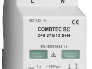 COMBTEC BC 2+0 275 / 12.5kA