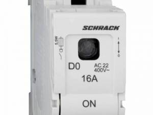 Switch-disconnector D02, series ARROW S, 1-pole, 16A