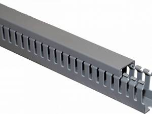 Wiring Duct 25x40mm WxH lead free, RAL 7030