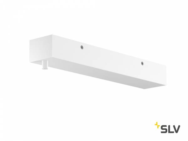 H-PROFILE ceiling plate, white