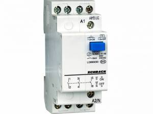 Central Controlled Impulse Relay, 3 NO, 230VAC