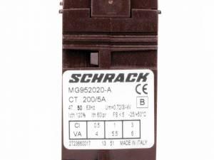 Current transformer 200/5A 21mm diameter, class 0.5